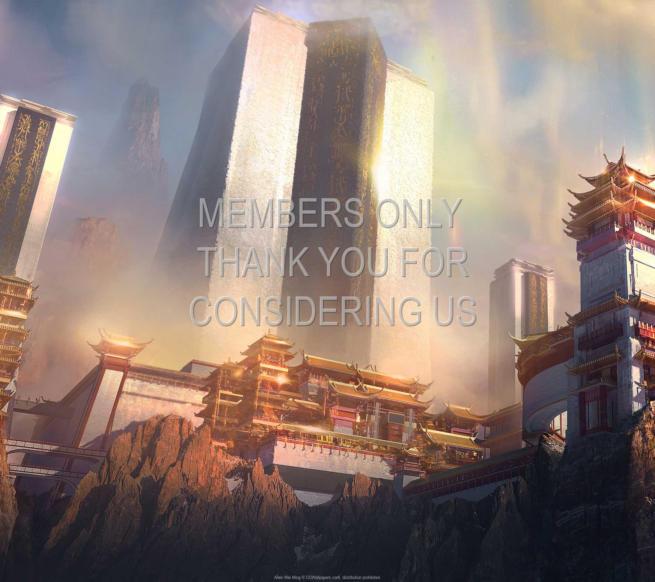 Allen Wei Ming 1080p Horizontal Móvil fondo de escritorio 15