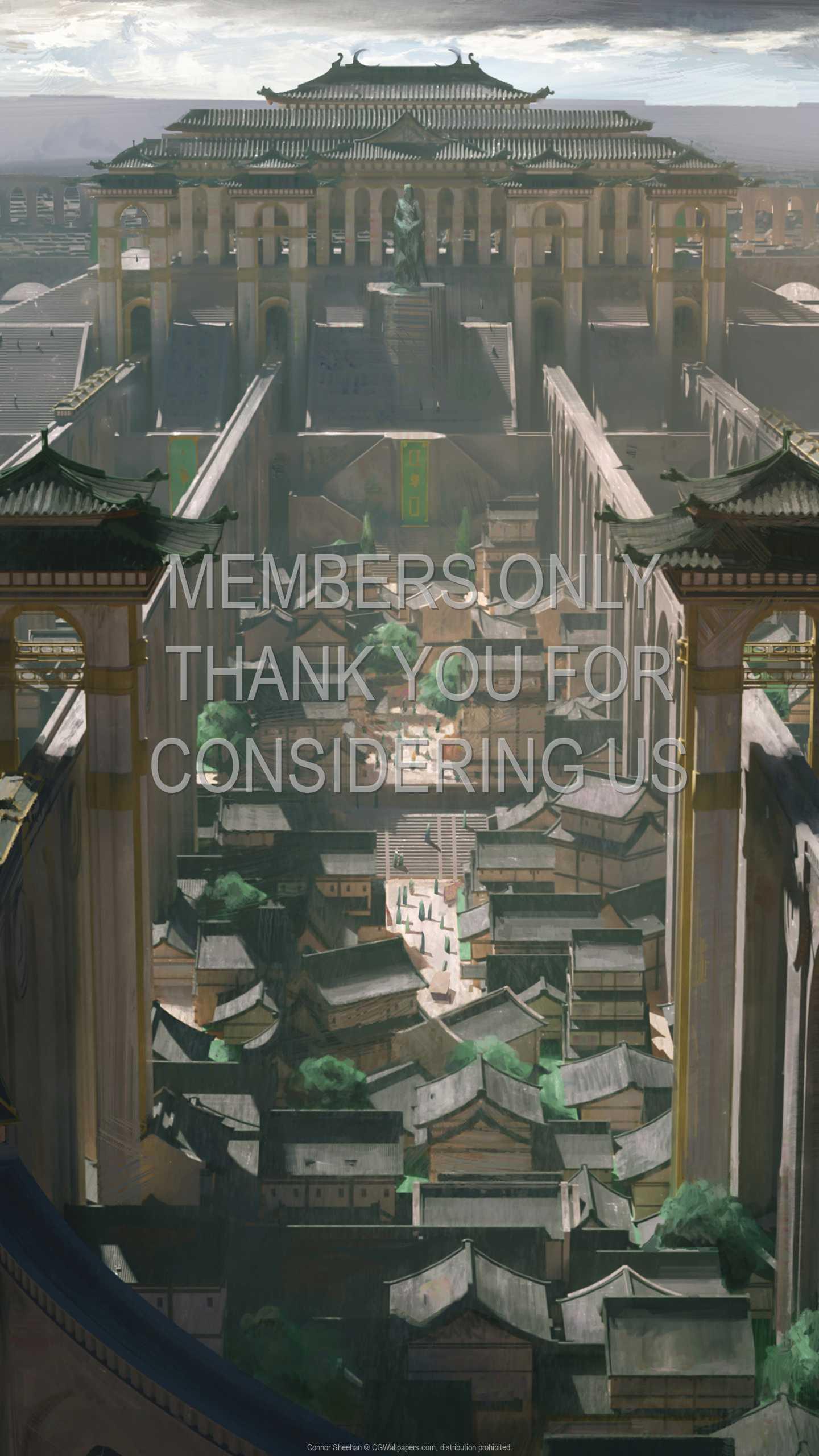 Connor Sheehan 1440p Vertical Móvil fondo de escritorio 14