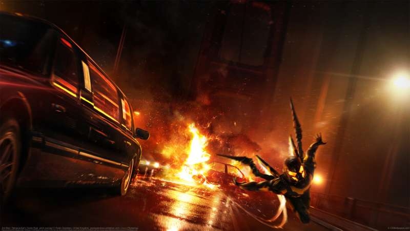 Ant-Man: YellowJacket's Sizzle-Reel, pitch concept fondo de escritorio
